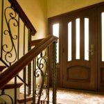 Custom Millwork and Front Door - Minneapolis